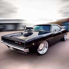 'Top Muscle' - Dodge Charger