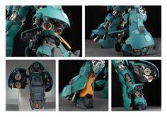 Jagd Sinanju Modeled by SAT   Gundam Century