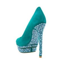 Diva-Dealz - BRIAN ATWOOD Beaded Shoes heels Pumps Aqua Green 8.5 38.5 8 1/2, $349.99 (http://www.diva-dealz.com/brian-atwood-beaded-shoes-heels-pumps-aqua-green-8-5-38-5-8-1-2/)