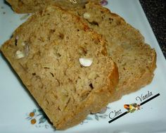 Cake aux fibres et aux amandes