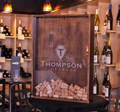 18x24 Wine Cork Holder