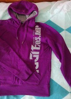 Kup mój przedmiot na #vintedpl #bluzazkapturem #fioletowa #c&a http://www.vinted.pl/damska-odziez/bluzy/13491423-luzna-fioletowa-bluza-z-kapturem-ca