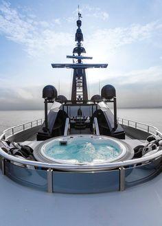 The sublimely silent 66m ISA superyacht Okto   Boat International