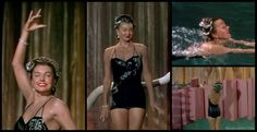 "Esther Williams - ""Duchess of Idaho"" (1950). Costume designer: Helen Rose."