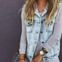 22 façons de porter la veste sans manches
