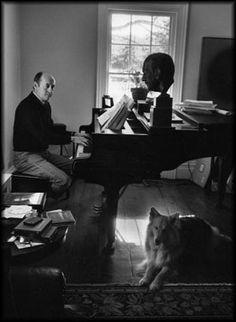 1.11.10: Jill Krementz Photo Journal - Portraits of Poets | New York Social Diary