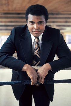 Muhammad Ali @Training Camp 1942-2016 RIP. Rare photos from Ebony