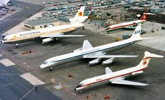 The Douglas family of passenger jet airplanes