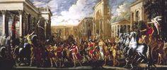 Domenico Gargiulo - The Triumph Of Vespasian