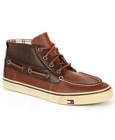 Tommy Hilfiger Boots, Findley Chukka Boots - Mens All Men's Shoes - Macy's