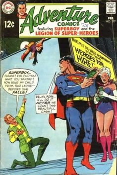 Superman the Sociopath - a bunch of comic book covers of superman being really mean.  haha, these made me laugh.