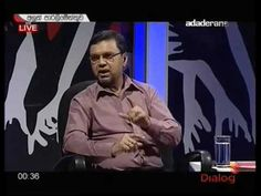 CHAPA is also on Derana Aluth Parlimenthuwa, Oct 12, 2016, P9
