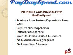 Paydayspeed Loans do give an incredible answer for fleeting income issues, the length of you comprehend the tenets of the diversion, and play by them religiously. Disregard this, and payday credits could turn into your most noticeably awful bad dream!