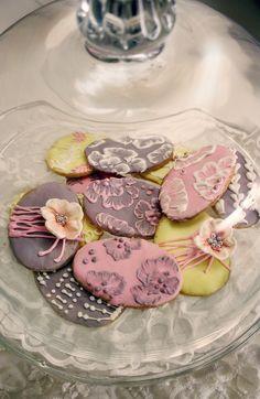 ♥maja bakar♥: Majas påskkakor / dekorerade kakor