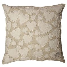 Sugarboo Designs To Carry All My Love Pillow #love #sugarboodesigns