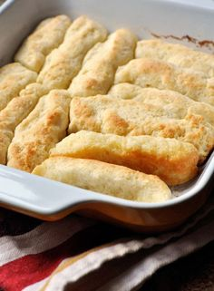Butter Dip bisquits