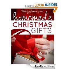 Homemade Christmas Gifts via @Toni Anderson