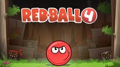 Can you guide Red Ball to the goal?