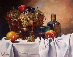 Gallery I - Fruitful Autumn - Oil