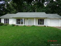 Immaculate Brick Home for Sale in Lincolnton NC 3 bedroom home