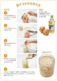 【医師監修】作り置き「酢玉ネギ」は血圧や血糖値を下げる健康食 作り方と食べ方を紹介 | ケンカツ!