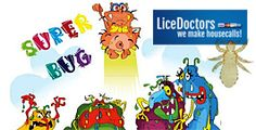 """Head lice have mutated and are so hearty and resistant to chemicals that they are now called """"super lice""""."""