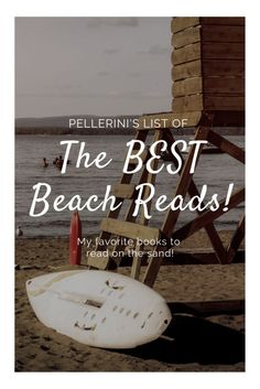 Check out my compilation of the best beach reads to bring with you on your next beach day, while poolside, or on vacation! Au Pair, Best Beach Reads, Beach Reading, I Wish I Knew, Summer Of Love, Summer Days, Summer Fun, Summer Activities, Wall Signs