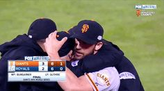 Bumgarner carries this team on his back - SF Giants