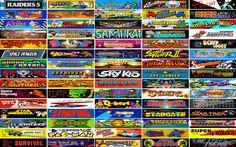 900 vieux jeux d'arcade jouables gratuitement sur internet