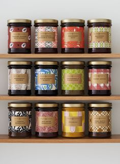 England Preserves are urban jam makers based in Bermondsey, London. They are literally preserving the great English art of preserving. Our designs ensure that the jams are packaged with the respect they deserve and at the same time, preserve another aspect of English culture and creativity and bring it to a wider audience.