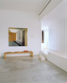 House by ÁBATON architects in Madrid.