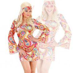 Disfraz de Mujer Años 70