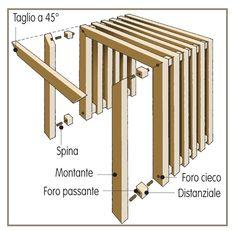 Tavolino fai da te costruire un tavolino tavolini fai da - Costruire un tavolo allungabile ...
