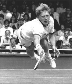 Tennis, Boris Becker