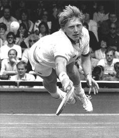 Tennis, Boris Becker