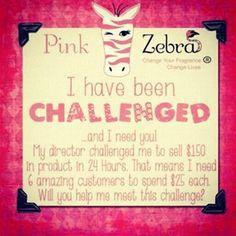Help! Www.pinkzebrahome.com/cdscents930