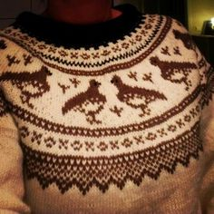 Rypegenser Animals And Pets, Christmas Sweaters, Jazz, Pullover, Knitting, Crochet, Crafts, Fashion, Mesh
