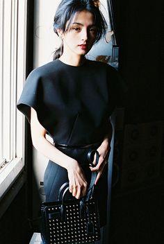 Fashion Art, Fashion Outfits, Womens Fashion, Japan Girl, Girls Wear, Beauty Women, Asian Beauty, Hair Beauty, Beautiful Women