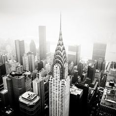 Stunning Pic of the Chrysler Building NYC by Josef Hoflehner