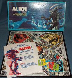 """""""Alien"""" board game #movie #alien #board #game"""