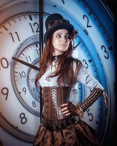 Time for steampunk!