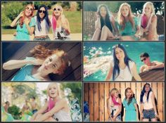 Collage de Infatuated (Sweet California) la foto es de Internet