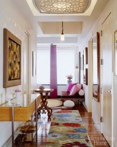 5 Bold Design Elements to Try in Your Hallways