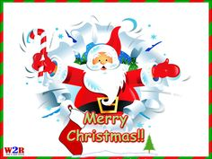 Merry Christmas Xmas Day 2012 SMS Wishes Wallpapers Greetings - Way 2 Read (W2R) Online- Exam Results 2013, Festival 2013 Celebrations