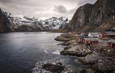 rorbuer   hamnøy, norway   Flickr – Compartilhamento de fotos!