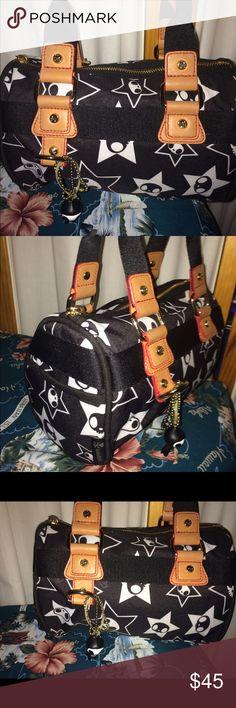 Tokidoki Stella Nera Bag Here is a Tokidoki Stella Nera  Bag. It is in great condition tokidoki Bags Shoulder Bags