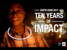 WWF's Earth Hour lets us all be heroes for our planet. Let's #ChangeClimateChange Find out what you can do >> =