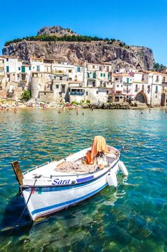 Cefalù, Sicily | Italy (by Federica Gentile) | La Beℓℓe ℳystère #Sicilyitaly