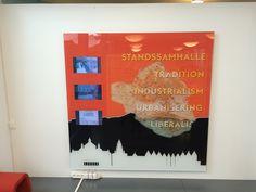 Stockholms stadsarkiv, utställning 2014-2015, Filmer och karta - intro, Stockholmarna och världskriget, Liv i Staden 1914 till 1918