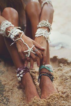 #Beach #bracelets #jewelry
